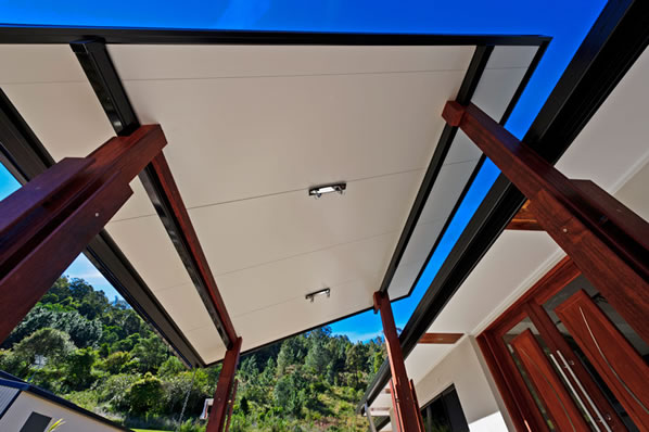 K1 portico roofing system
